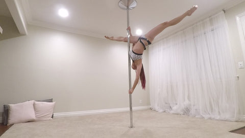 Pole Tutorial: Marion Amber