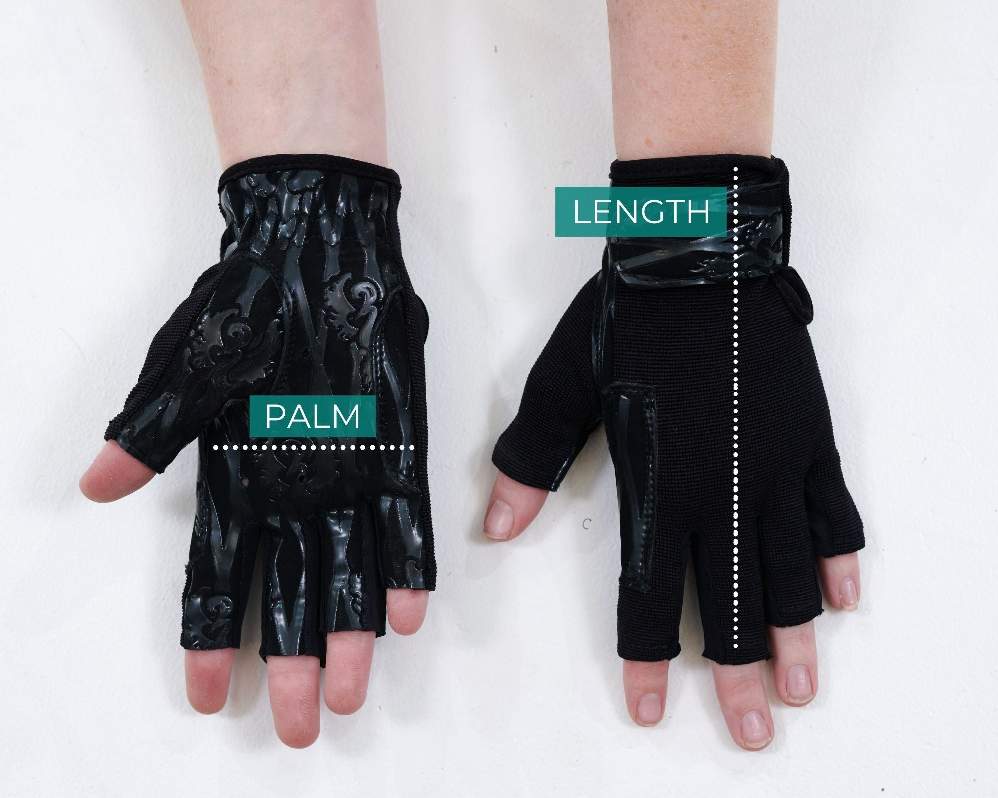 Sticky Gloves Measurement Guide