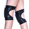 Sticky Gel Knee Pads in Black
