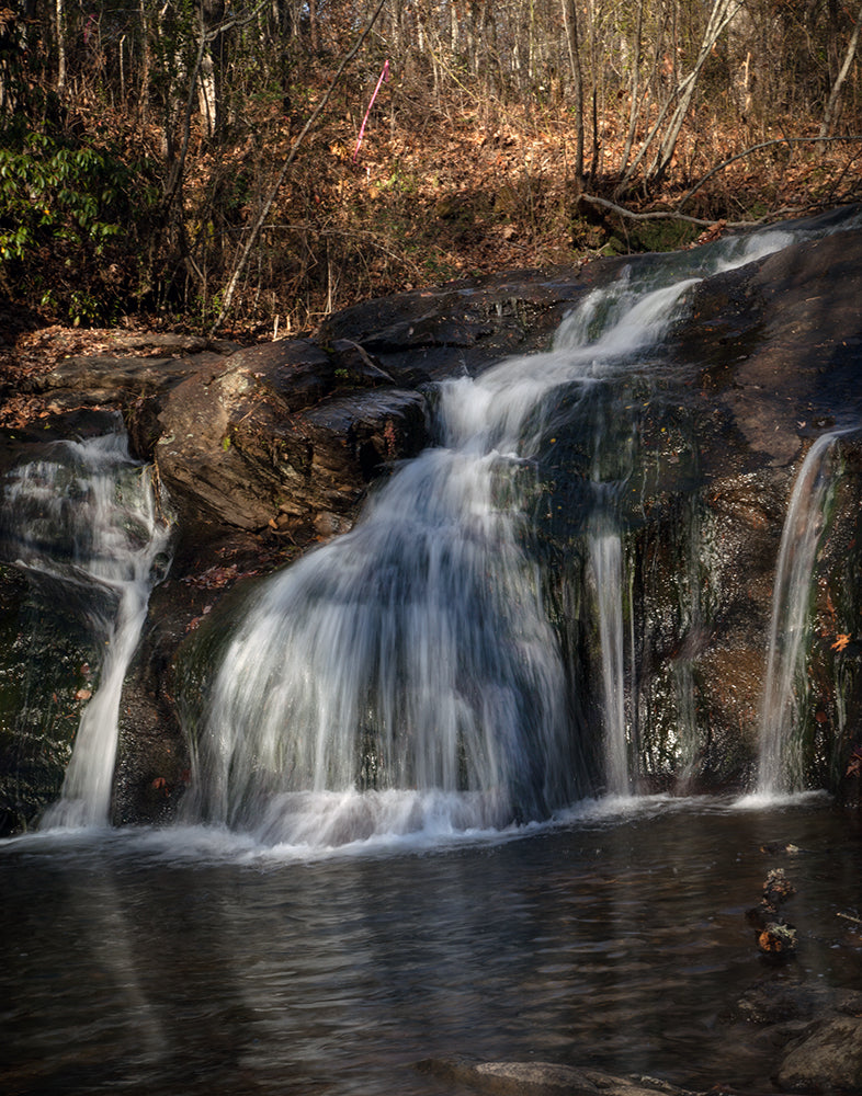 Cupid Falls. Young Harris GA