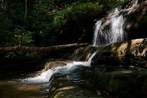Crow Creek Falls. Clayton GA.