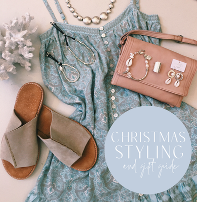 Christmas Styling and Gift Guide from Embella Jewellery