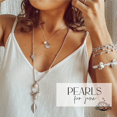 Pearls for June