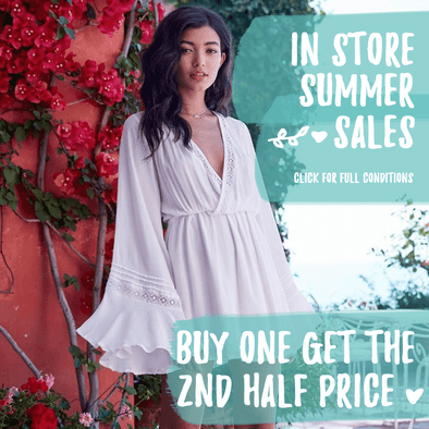 In Store Summer Sales
