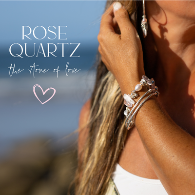 Rose Quartz - The Stone of Love