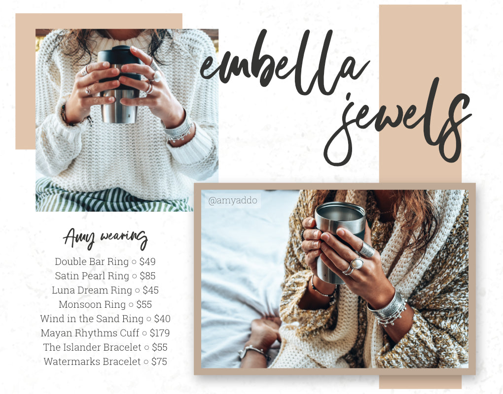 Embella winter jewels