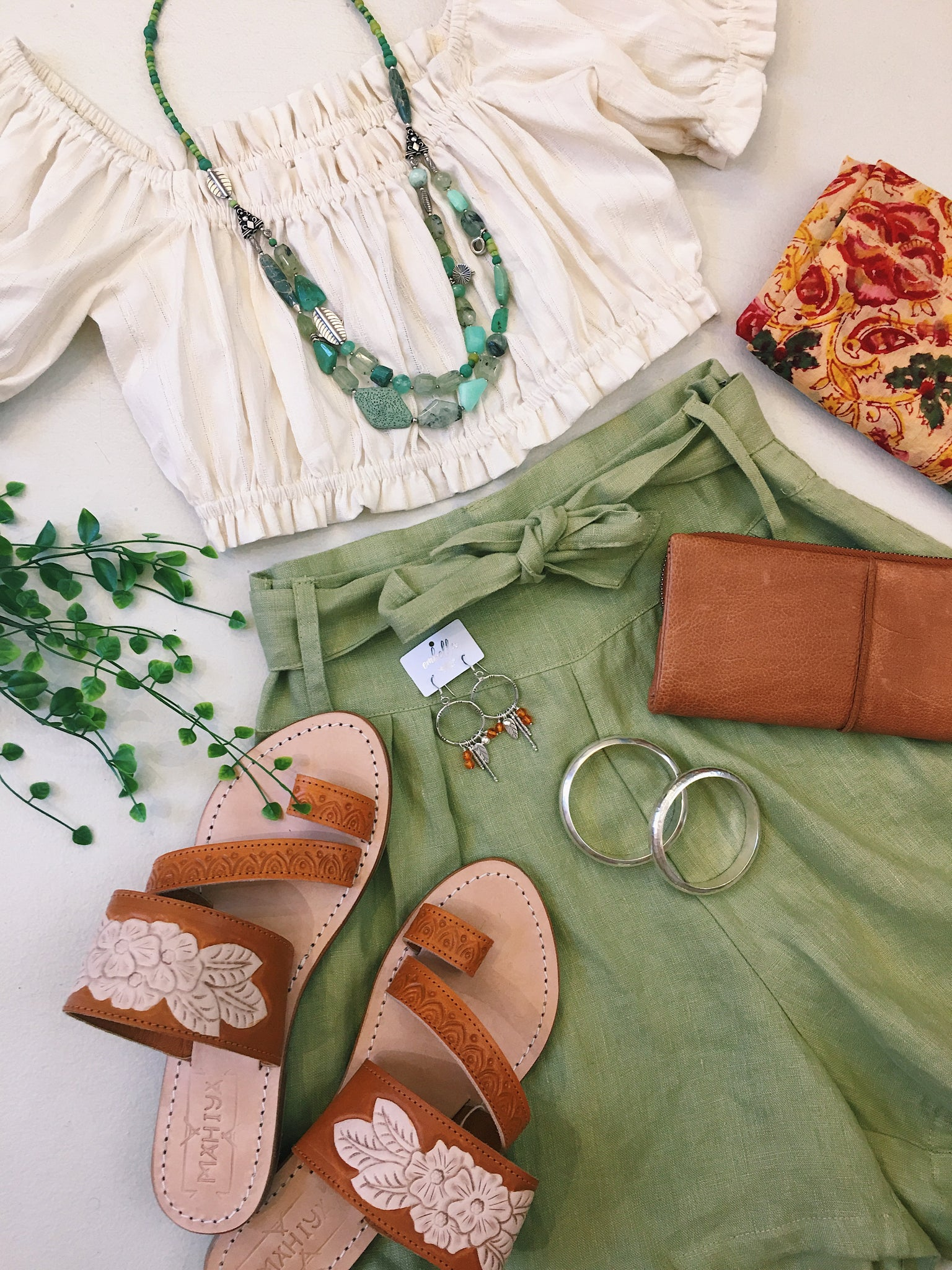 Classic Boho Styling for summer