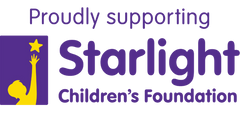 Proudly supporting Starlight Children's Foundation