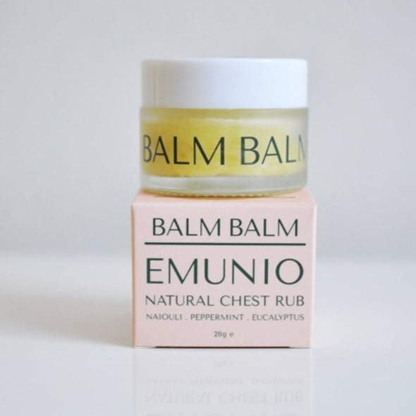 Balm Balm Emunio Natural Chest Rub