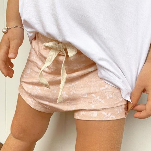 Protect our Oceans Bamboo Shorts
