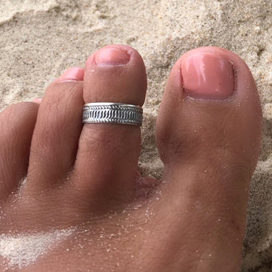 Gypsy Dreaming - Silver - Toe Ring