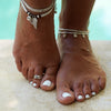 Cosmos Toe Ring