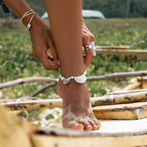 Shifting Moons Anklet