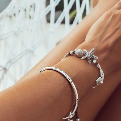Fish In The Sea Bangle