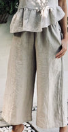 Puglia Pants - Natural