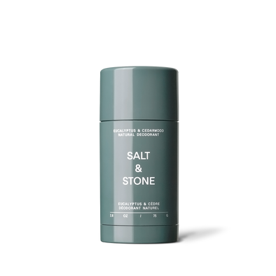 Salt and Stone Natural Deodorant - Eucalyptus & Cedarwood
