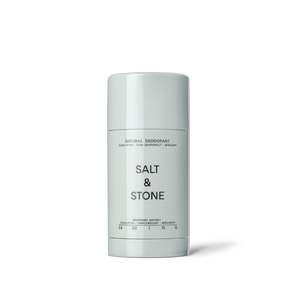 Salt and Stone Natural Deodorant - Eucalyptus and Bergamot