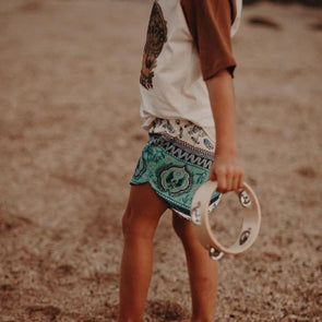 Organic Cotton Shorts - Island Gypsy