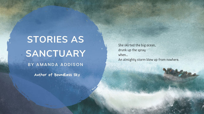 Stories as Sanctuary