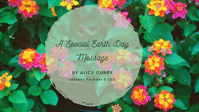 A special Earth Day message