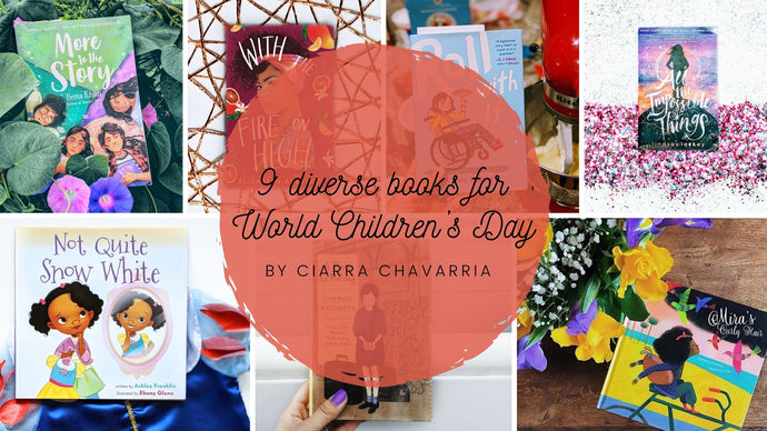 9 diverse books for World Children's Day