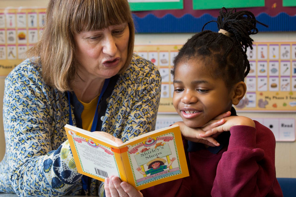 Reading: Making it work for your child and for all children