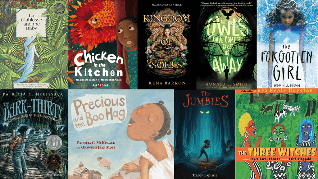 13 spooky tales by Black writers: Halloween books for kids & teens