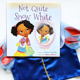 Not Quite Snow White cover