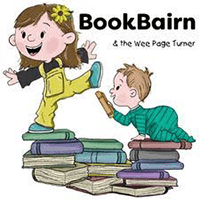 Book Bairn & the Wee Page Turner logo