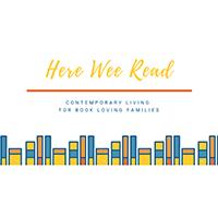 Here Wee Read: Contemporary Living for Book Loving Families logo
