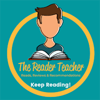 The Reader Teacher — Reads, Reviews, and Recommendations logo