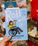 Roll With It Jamie Sumner cover
