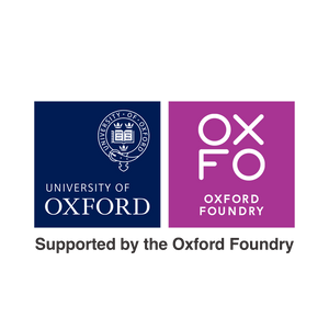 Supported by the Oxford Foundry