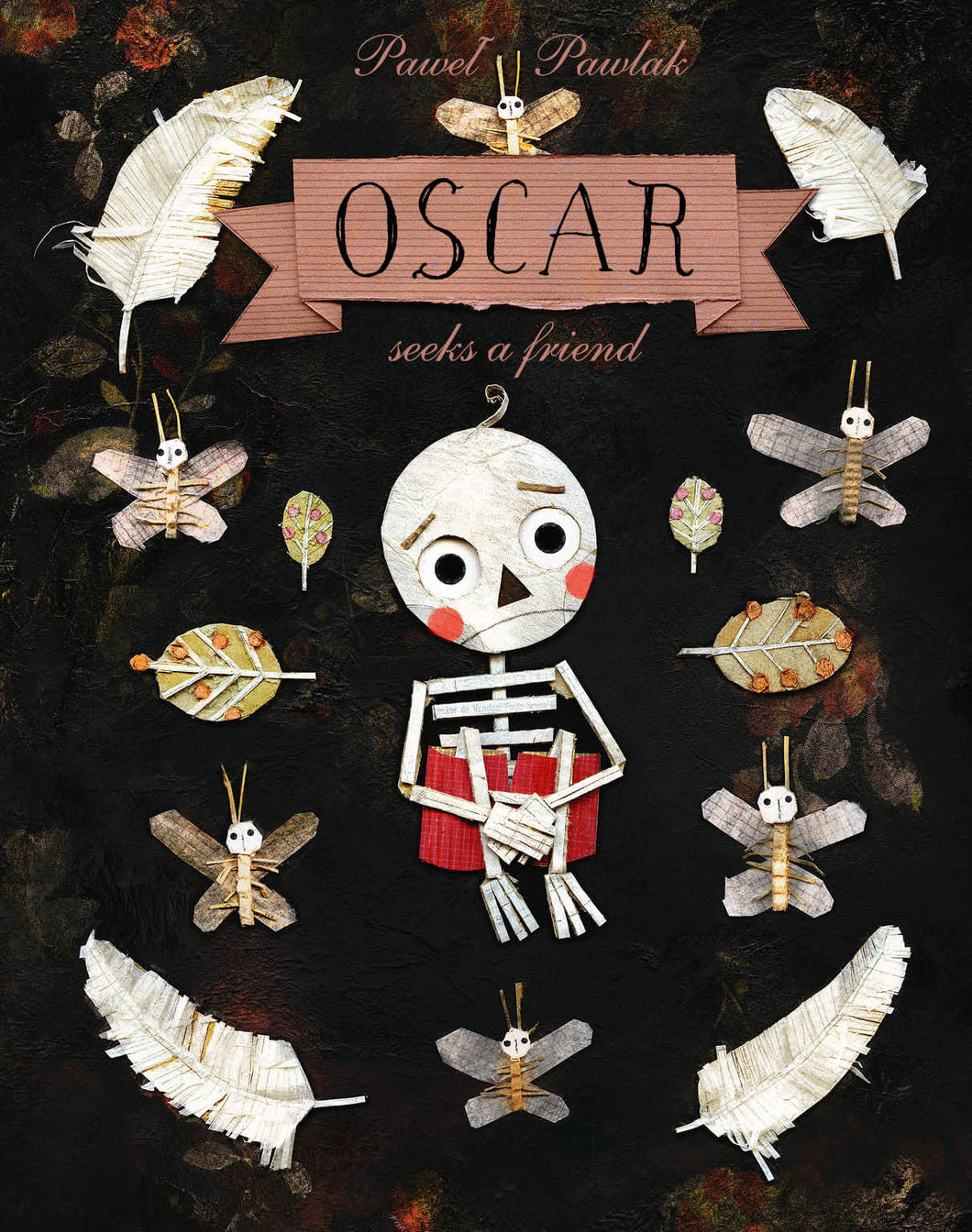 Oscar seeks a friend - Lantana Publishing