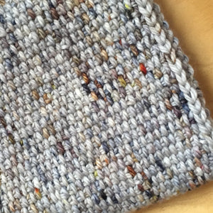 French Toasty Cowl PDF- Knitting Pattern
