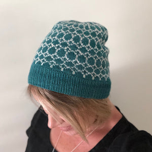Punnet Hat PDF- Knitting Pattern