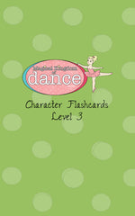 Level 3 Character Flashcards