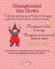 Changement the Clown - Poster