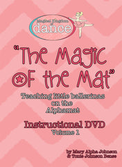 "Instructional DVD - ""The Magic of the Mat"""