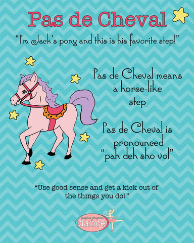 Pas de Cheval the Pony - Poster