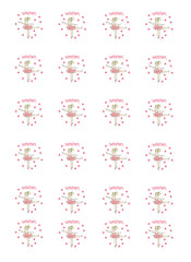 Twinkletoes Sticker Sheets