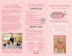 MKOD Pre-ballet Brochure - with customization
