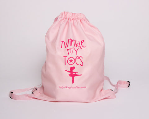 Twinkle My Toes Dance Bag