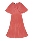 Maribella Dress Poppy Red