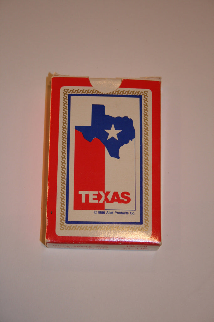 Vintage Texas Souvenir Playing Cards - Vintage Swag Chics
