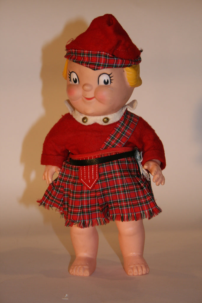 Vintage Campbell Soup Doll