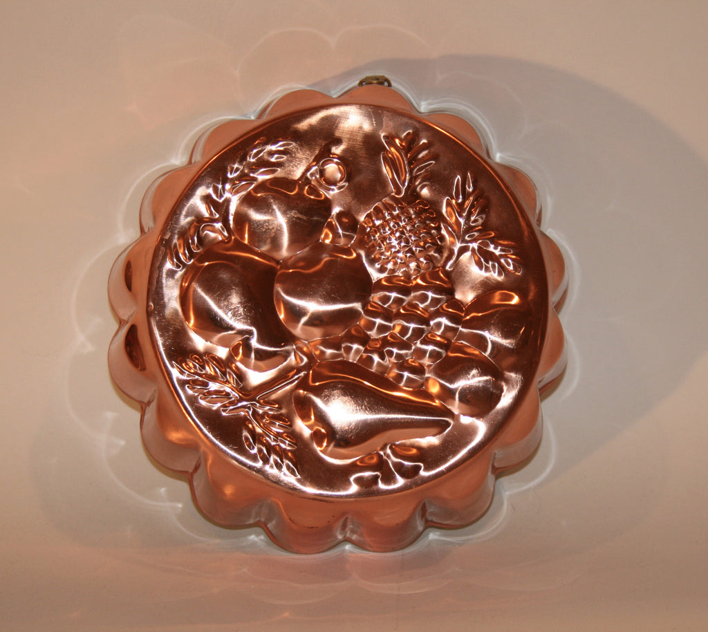 Vintage Tagus Copper Mould/Mold - Vintage Swag Chics