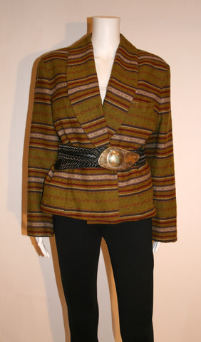 Laundry 80s Southwest Blanket Style Jacket