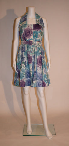Vintage1980's Dress by Laura Ashley