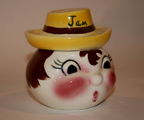 DeForest of California Jam Jar